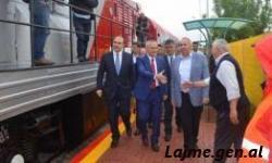 Tiranë-Durrës tashmë me linjë të re hekurudhore