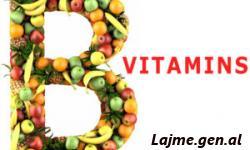 Vitamina B. Simptomat që shfaqen nga mungesa e saj